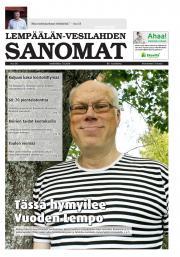 Lempäälän-Vesilahden Sanomat 07.09.2016