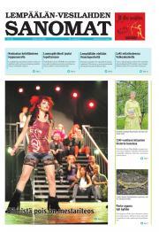 Lempäälän-Vesilahden Sanomat 25.08.2011