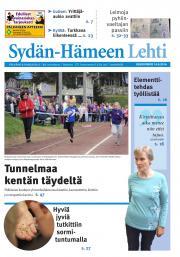 Sydän-Hämeen Lehti 14.09.2016