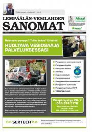 Lempäälän-Vesilahden Sanomat 14.09.2016