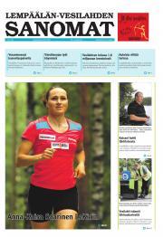 Lempäälän-Vesilahden Sanomat 29.08.2011