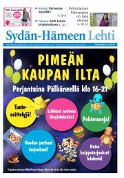 Sydän-Hämeen Lehti 21.09.2016