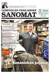 Lempäälän-Vesilahden Sanomat 21.09.2016