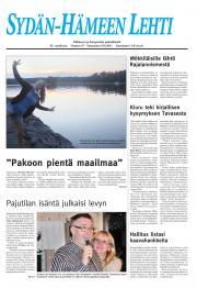 Sydän-Hämeen Lehti 30.08.2011