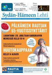 Sydän-Hämeen Lehti 28.09.2016
