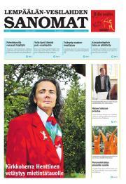 Lempäälän-Vesilahden Sanomat 01.09.2011