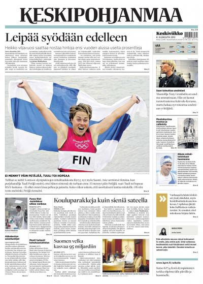 KESKIPOHJANMAA 17.05.2012 Lehtiluukku.fi