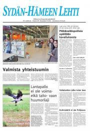 Sydän-Hämeen Lehti 06.09.2011