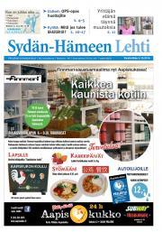Sydän-Hämeen Lehti 05.10.2016