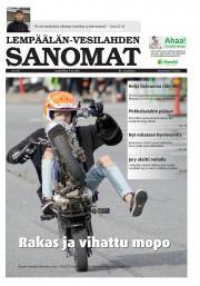Lempäälän-Vesilahden Sanomat 05.10.2016