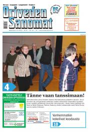 Oriveden Sanomat 05.10.2016