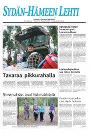 Sydän-Hämeen Lehti 09.09.2011