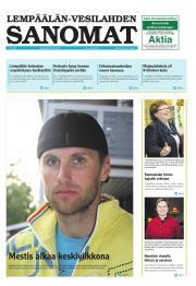 Lempäälän-Vesilahden Sanomat 12.09.2011