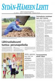 Sydän-Hämeen Lehti 13.09.2011