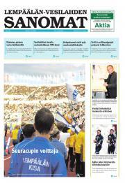 Lempäälän-Vesilahden Sanomat 15.09.2011