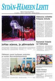 Sydän-Hämeen Lehti 16.09.2011