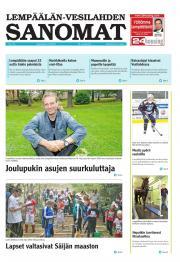 Lempäälän-Vesilahden Sanomat 19.09.2011