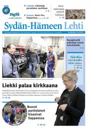 Sydän-Hämeen Lehti 19.10.2016