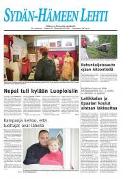 Sydän-Hämeen Lehti 20.09.2011