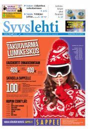 Sydän-Hämeen Lehti 26.10.2016