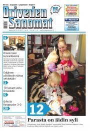 Oriveden Sanomat 26.10.2016