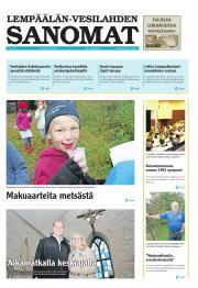 Lempäälän-Vesilahden Sanomat 22.09.2011