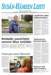 Sydän-Hämeen Lehti 23.09.2011