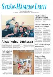 Sydän-Hämeen Lehti 27.09.2011