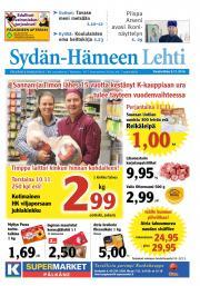 Sydän-Hämeen Lehti 09.11.2016