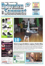 Oriveden Sanomat 09.11.2016