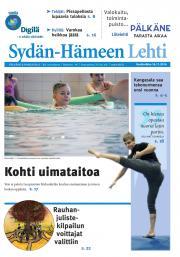 Sydän-Hämeen Lehti 16.11.2016