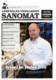 Lempäälän-Vesilahden Sanomat 16.11.2016