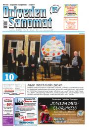 Oriveden Sanomat 16.11.2016