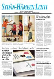 Sydän-Hämeen Lehti 04.10.2011