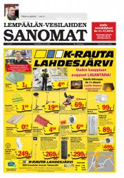 Lempäälän-Vesilahden Sanomat 23.11.2016