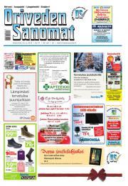 Oriveden Sanomat 23.11.2016