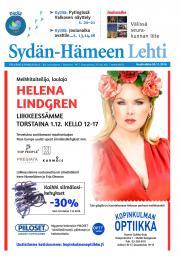 Sydän-Hämeen Lehti 30.11.2016