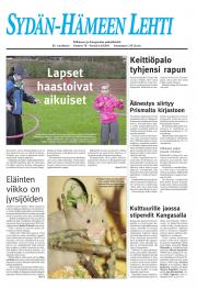 Sydän-Hämeen Lehti 07.10.2011