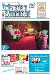 Oriveden Sanomat 30.11.2016