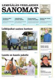 Lempäälän-Vesilahden Sanomat 10.10.2011