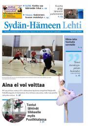 Sydän-Hämeen Lehti 08.12.2016