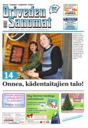 Oriveden Sanomat 08.12.2016