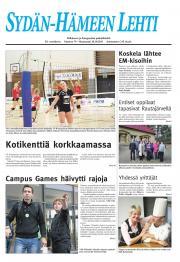 Sydän-Hämeen Lehti 11.10.2011
