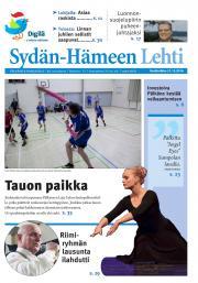 Sydän-Hämeen Lehti 21.12.2016