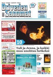 Oriveden Sanomat 21.12.2016