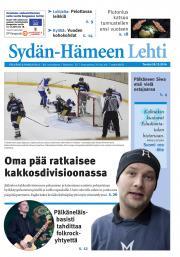 Sydän-Hämeen Lehti 29.12.2016