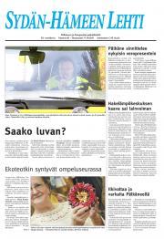 Sydän-Hämeen Lehti 18.10.2011