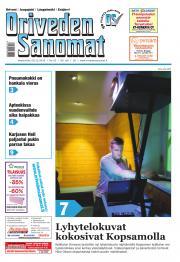 Oriveden Sanomat 29.12.2016