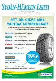 Sydän-Hämeen Lehti 21.10.2011