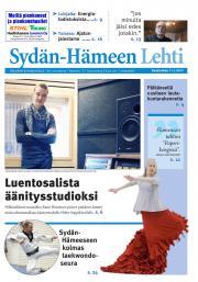 Sydän-Hämeen Lehti 11.01.2017